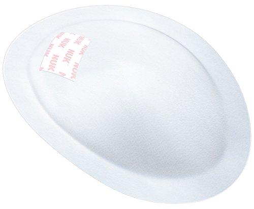 Nuk Ultra Dry Comfort Stilleinlagen 10252079, extrem-saugstark, perfekte Passform, hautfreundlich, 24er Packung