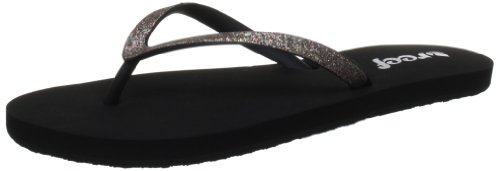 Reef Womens Flip Flops Thongs (2017 Reef Ladies Stargazer Flip Flops MULTI R1949 Boot/Shoe Size UK - UK Size 6)