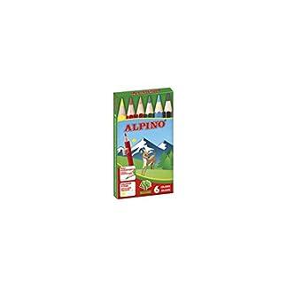 Alpino AL010651 – Estuche 6 lápices