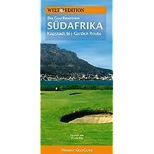 Welt Edition Holiday GolfGuide Südafrika: Die schönsten Golfplätze von Kapstadt bis zur Garden Route