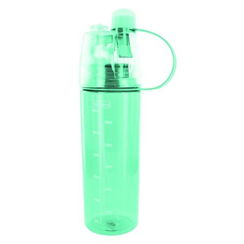 take-away-ka1498-sport-gourde-2-en-1-bouchon-brumisateur-plastique-rouge-bleu-vert-105-x-73-x-259-cm