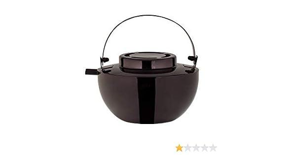 hansa wood stove humidifier steamer hearth fireplace kettle pot thin rh amazon co uk