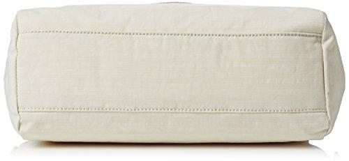 Kipling ELYSIA BASIC PLUS K4379332V Damen Schultertaschen 29x23x12 cm (B x H x T) Beige (Dazzling Cream 32V)
