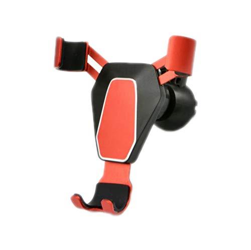 Hosaire 1pc Supporto per Telefono da Auto di Auto Metallo di gravità Supporto di Navigazione Anti Vibration Stabile per Auto Supporto per Smartphone