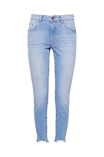 edc by Esprit, Jeans Skinny Donna Blu (Blue Light Wash 903)