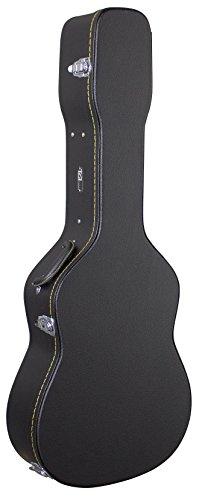 TGI 199812-Cover rigida in legno per chitarra acustica a 12 corde