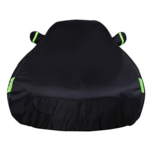 Basic car cover, windmill cover, rainproof sun protection, car cover, snow cover in winter (color: A-Renault)