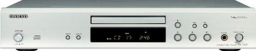Onkyo DX 7355 CD-Player Silber