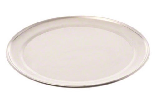American Metalcraft TP9 TP Series 18-Guage Aluminum Standard Weight Wide Rim Pizza Pan, 9-Inch by American Metalcraft American Metalcraft, Inc Wide Rim Pizza Pan