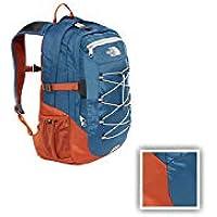 The North Face Equipment TNF Mochila Borealis Classic, Unisex adulto, Shady Blue/Gingerbread Brown, Talla única