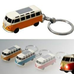 Boy Children Boys Child - Love Bus, Red VW Bus Keyring Keychain - Perfect Christmas Xmas Top Up, Stocking Filler Gift Games & Toys Age 5+ - One Supplied by Smiley Face Gifts VW Volkswagen Camper Van Keyring Torch Light Bright LED Torch Lamp VW Key-Ring