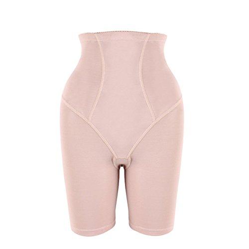 TYERY Sexy Unterwäsche Taillenabdomen Hosen Formt (Fleisch Farbige Kostüm Shirt)