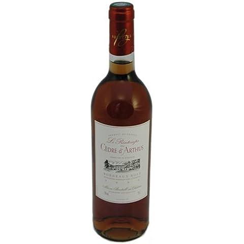 Bordeaux Rosé Printemps Cedre d´Arthus 2007