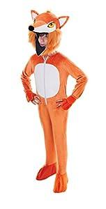 Fox Fancy Dress Costume (large child size) - Big Head (disfraz)