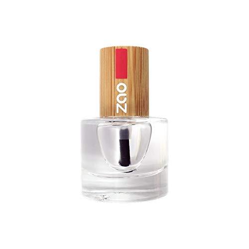 Zao Makeup - Vernis À Ongles Top Coat Classique 636 8Ml - Lot De 2 - Livraison Rapide En France - Prix Par Lot