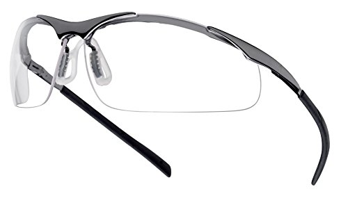 bolle-contour-safety-spectacles-clear-lens-metal-frame-storage-pouch