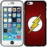 Coque iPhone 6 Cas pour The Flash,Superheros Series Dc Comics Coque iPhone 6S Cas Anime Comic Movie Game Cas Cover Coque iPhone 6 (4.7 Inch) Drop Protection D6K9Qb