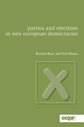 Parties and Elections in New European Democracies