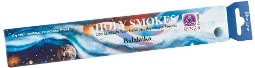 Berk HS-9 Räucherstäbchen - Balalaika - Blue Line, 10 g