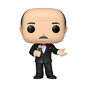 Funko 46844 POP WWE: Mean Gene Collectible Toy, Multicolour