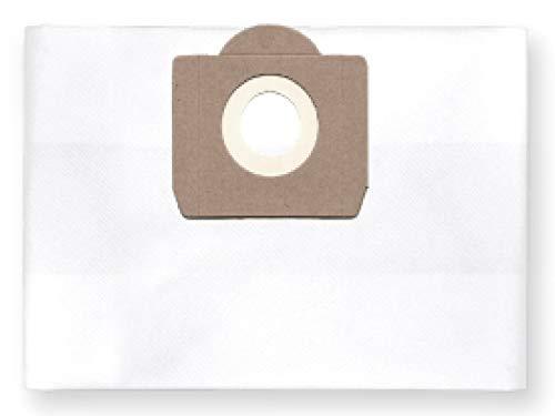 1x Bolsa reutilizable con cremallera para aspirador tejido Quigg Aldi NTS 1000