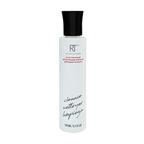 Real Techniques Makeup Brush Cleansing Gel, 150 ml (Packaging May Vary)