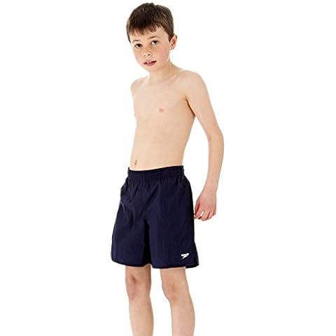 Speedo Boys  Leisure Short Solid Rch costume bambino