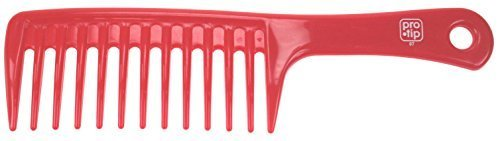 pro-tip-hairdressing-xl-wide-tooth-shampoo-rake-comb-ptc07r-245mm-red