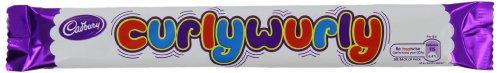 Cadbury Curly Wurly Bar (Pack of 60)