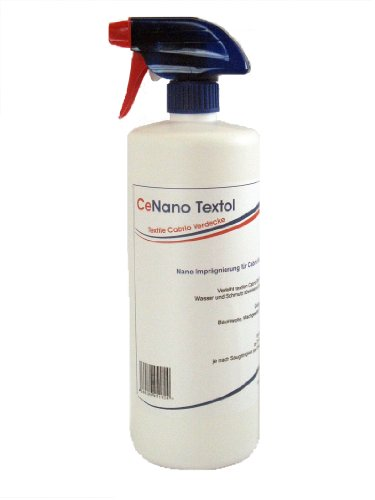 permanente-Nano-sigillante-per-Cabrio-Soft-Tops-acqua-e-alla-sporcizia