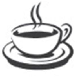 Bonusprogramm selbstfärbender Stempel-Kaffee Tasse