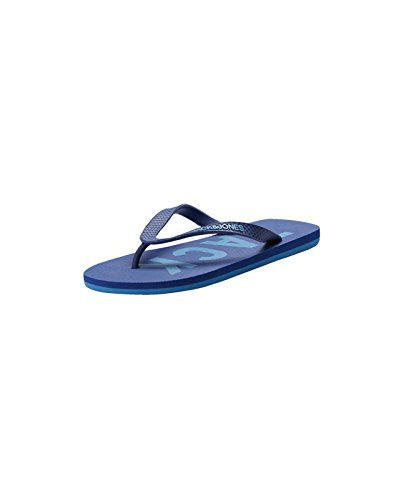 Jack & Jones - JJ Split Rubber Pack Flip Flop - Zehentrenner - div. Farben Blau (Limoges jjLOGO)