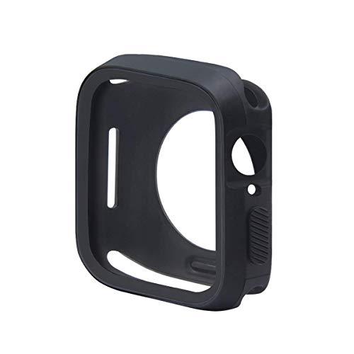 Phone CASE Home Kompatibel für Apple Watch 4 Case 40mm 2018, Hülle für Apple Watch Schutzhülle Stoßdämpfung Full Cover Weiche TPU-Gummipufferhülle für 40mm Apple Watch Serie 4 (Mint Green) Apple Home Case