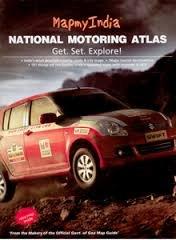 MapmyIndia National Motoring Atlas