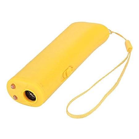 Acogedor Anti Bellen Gerät, 3 in 1 tragbares Anti-Bellgerät, Stop Bellen, Handheld-Hundetrainingsgerät, LED-Außenrinde-Controller, Hundewaschmittel