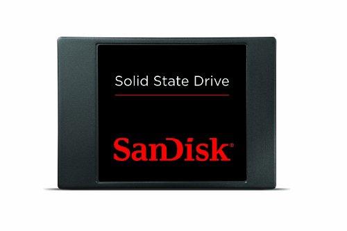 SanDisk SSD 128GB Sata III 2,5 Zoll Interne SSD, bis zu 490MB/Sek