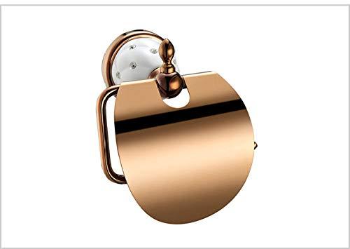 QOETIRT Küchenrollenspender Badezimmer Anhänger Antiker Papierhandtuchhalter Badezimmer Anhänger Toilettenpapierhalter Hardware Badezimmer Papierhandtuchhalter: 232506Rg -