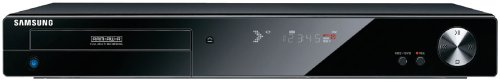 Samsung DVD-HR 773 A DVD-/Festplatten-Rekorder 160 GB (DivX-zertifiziert, HDMI, Upscaler 1080p, USB 2.0) schwarz (Multimedia-player Samsung)