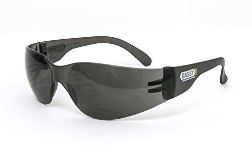 DASSY Schutzbrille, Sonnenbrille, verdunkelt