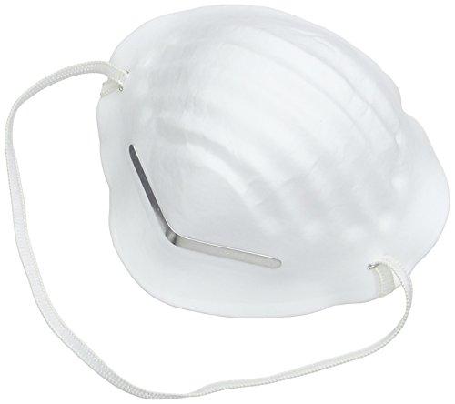 Silverline 266831 Komfort-Staubschutzmasken, 50er-Pckg.