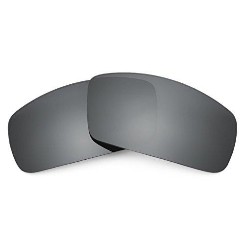 Revant Ersatzlinsen für Oakley Canteen (2006) Schwarz Chrom MirrorShield®