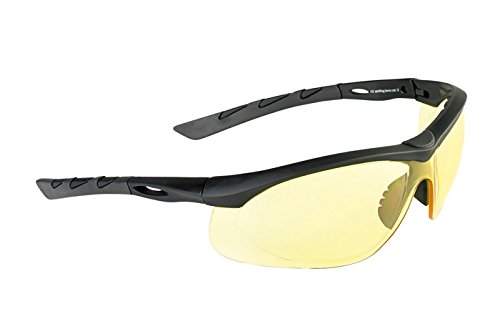 SwissEye Tactical Brille Lancer Black/Gelb