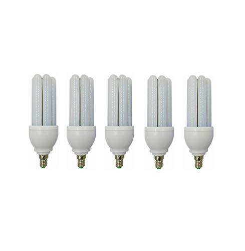 Bombilla de maíz LED de 15 vatios 1300-1400 lumen 120 vatios Ángulo de haz equivalente a 360 ° E14 / E26 / E27 Base de tornillo medio Bombilla CFL LED Luz de calle y área AC85-240V 5 pactosTipo de producto: Bombillas LED de 15W E14 / E27 BasePresupue...