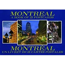 Montreal Postcard Book