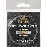 Crystal River Knotless Tapered Leader (5X 5-lb./9ft.) by Crystal River preisvergleich bei billige-tabletten.eu