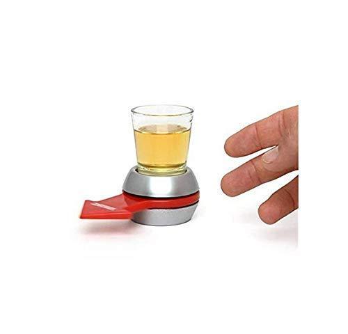 Trinken Spiel Spaß Party Geschenke Plattenspieler Spielzeug Mit Spinnrad KTV Bar Wein Spiele Party Favors Liefert ()