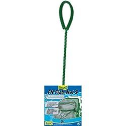 Tetra FN Fish-Net, hochwertiges Fangnetz aus reißfestem Nylon für Aquarien, Größe S Netzgröße 8 cm
