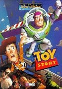 Toy Story - Toy Hardcover Story