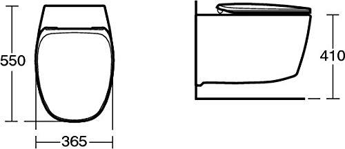 Ideal Standard DEA Closetzitting