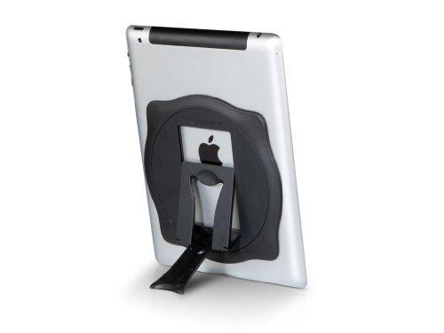 ZeroChroma Solo Ständer für iPad 2/3. / 4. Gen, 25,4-30,5 cm (10-12 Zoll), Samsung, Nexus, Schwarz